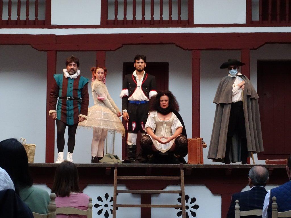 Compañía de Teatro Corrales de comedias
